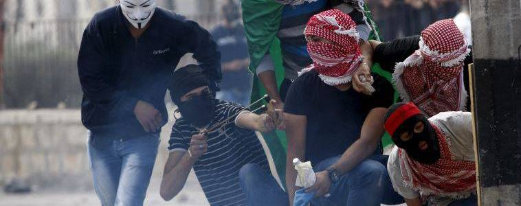 Palestinian authority TV calling for terrorist attacks and suicide bombings