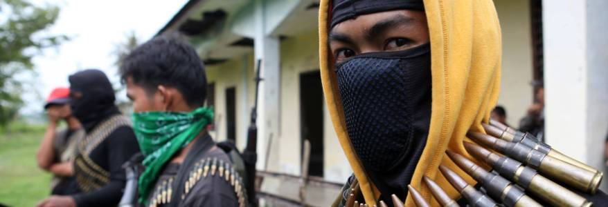 At least four local terror groups are affiliated with the Islamic State in the Philippines