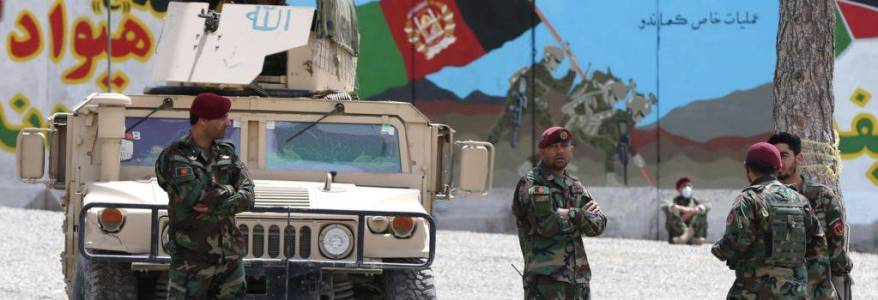 Taliban terrorists killed 291 Afghan security personnel in the past week