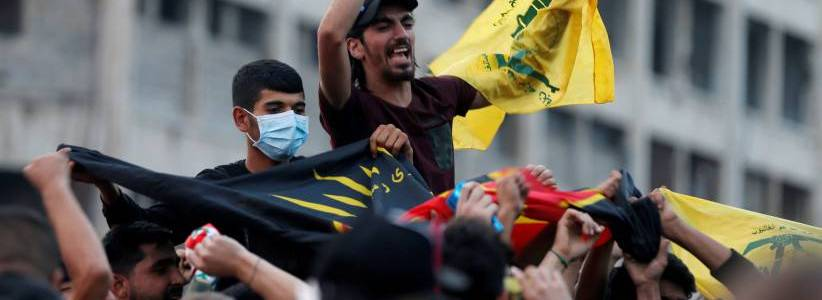 The number of Hezbollah terrorist group members in Germany's most populous state increases