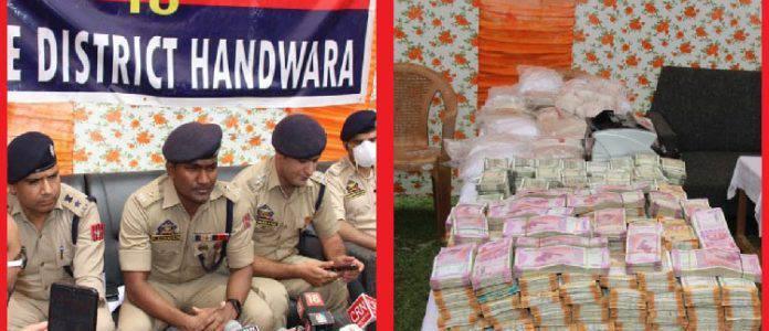 Three Lashkar-e-Taiba terrorist associates detained as sponsored narco terror module is busted in Jammu and Kashmir