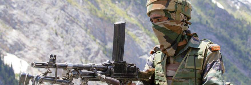 Two Lashkar-e-Taiba terrorists killed and five others are arrested