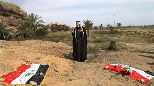 Islamic State terrorists committed seven international crimes in Camp Speicher massacre