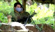 Army forces killed four suspected Islamic State-linked militants in Southern Philippines
