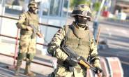 Egyptian military forces killed 89 suspected terrorists in Sinai