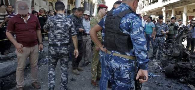 Islamic State terrorists killed Iraqi army general