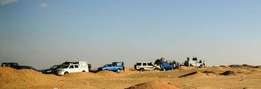 Islamic State terrorists launched new attack on Syrian forces in the desert region