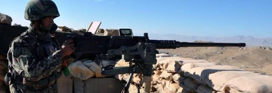 Seven Taliban terrorists killed in the Paktia clash