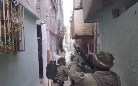 The Israel Defense Forces arrested ten terrorists within five days in three anti-terrorism operations