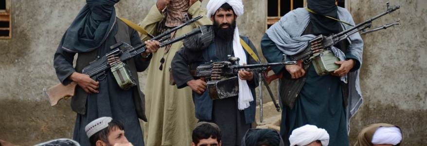 The Taliban violence remains high amid peace efforts