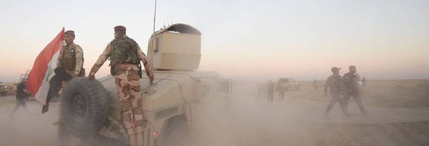 Third attack of the Islamic State in Diyala