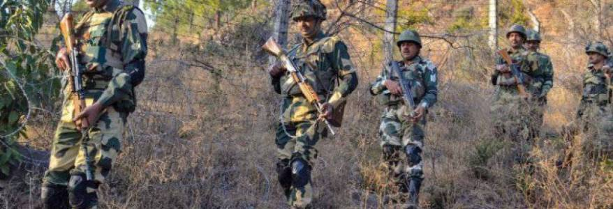 Two Pakistani terrorists killed as army foils infiltration bid along the Line of Control