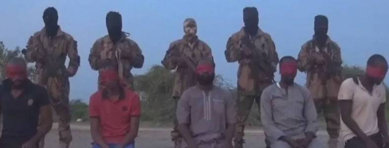 U.S. authorities condemned the execution of humanitarian workers by Boko Haram terrorists