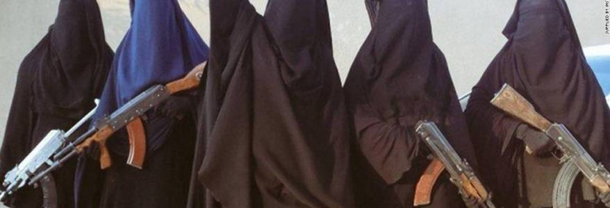 UN warns of failure to address the Islamic State women