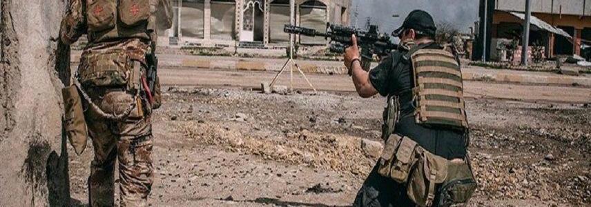 Iraqi army arrested Islamic State terrorists in Nineveh