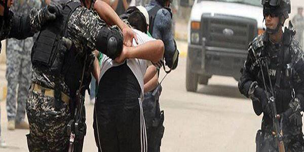 Iraqi army forces arrest Islamic State terrorist group members in Diyala and Babel