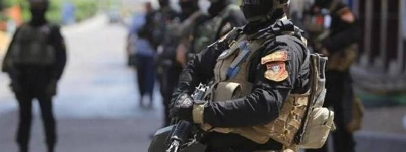 Iraqi Counter-Terrorism Services thwarted a terrorist plot in Diyala