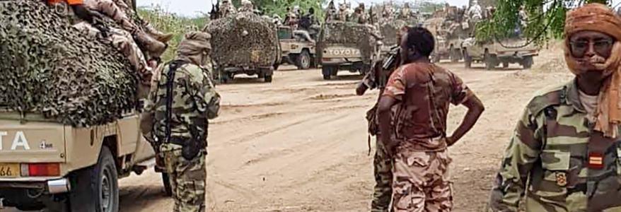 Boko Haram terrorists killed nine troops in Nigeria's Borno State