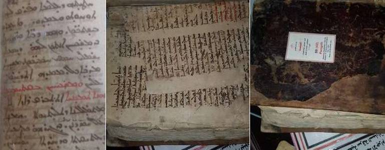 Dozens of Christian manuscripts stolen by the Islamic State recovered in Mosul