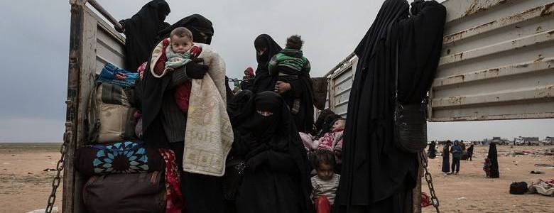 Families push to repatriate children of Canadians who joined the Islamic State