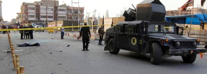 Iraqi security forces detained Islamic State commander in Baghdad