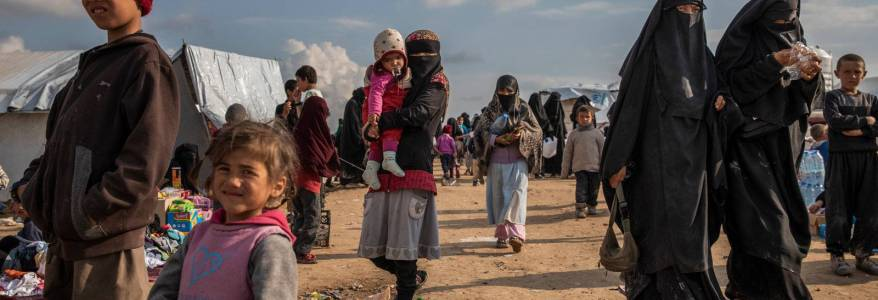 Islamic State terrorists plan to free mercenaries held in SDF detention camps