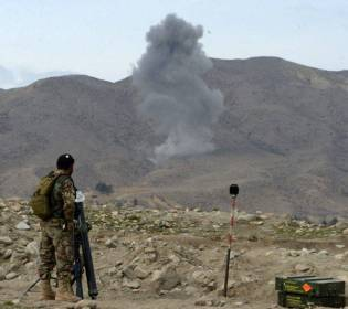 GFATF - LLL - Nine Afghan soldiers killed in Taliban ambush in north Afghanistan