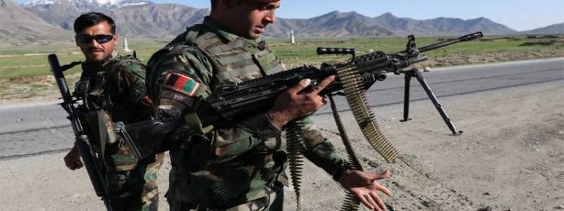 Ten Taliban terrorists killed during clashes with security forces in Kandahar
