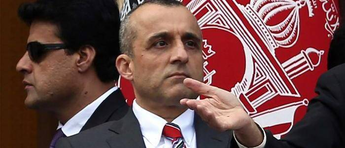 Ten people killed as Afghan vice-president Amrullah Saleh escapes roadside bomb attack in Kabul