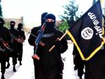 GFATF - LLL - The Islamic State group is expanding globally amid the setbacks