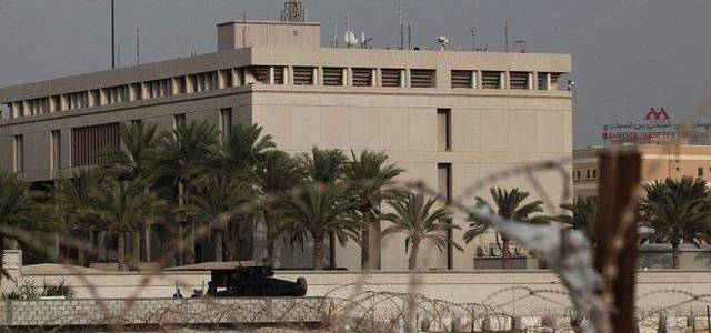 US Embassy in Bahrain issued security alert after terror attack attempt