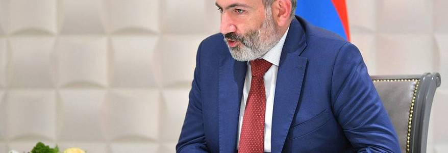 Armenian PM: Conflict with Azerbaijan becoming a struggle against international terrorism