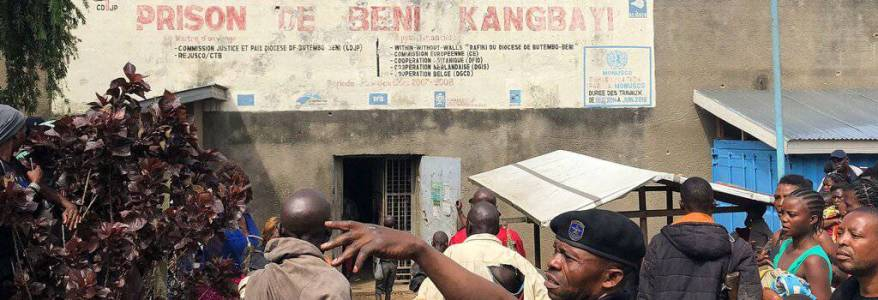 At least 1,300 prisoners escape from Congo jail after terrorist attack claimed by the Islamic State