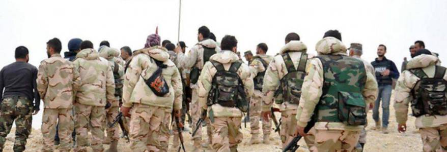 At least 135 regime soldiers and Islamic State members killed in military operations in October
