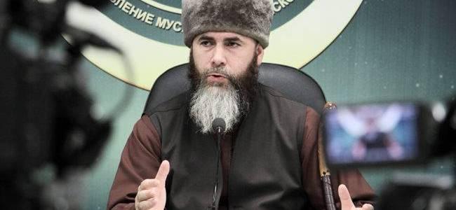 Chechen grand mufti: France's Macron the No. 1 terrorist in the world