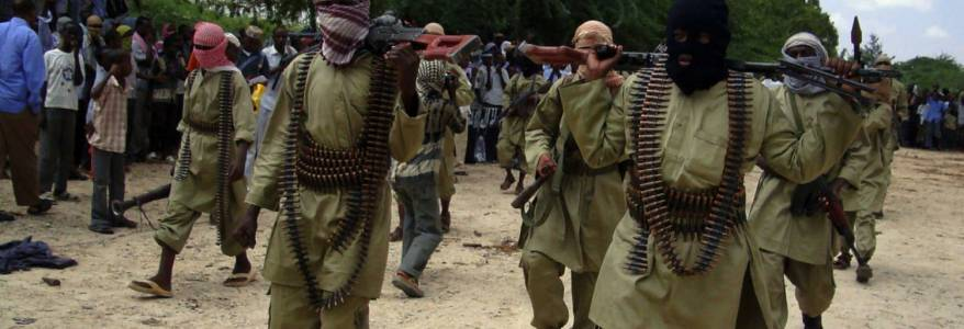 Eight Somalian soldiers killed in an ambush by Al Shabaab terrorists in the country's south
