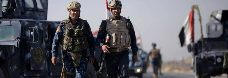 Four Islamic State terrorists arrested in Nineveh by the Iraqi army forces