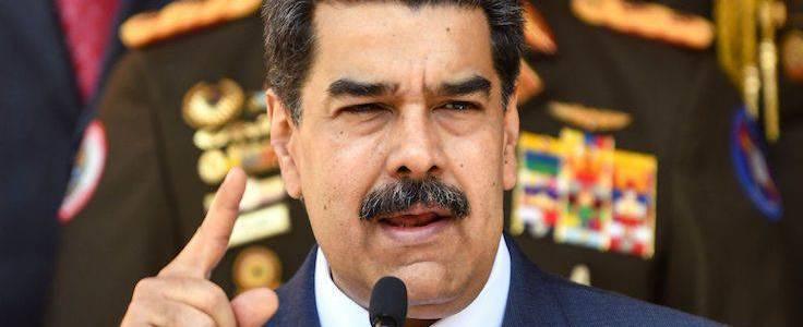 Iranian terror proxies including Hezbollah providing necessary resources for Nicolas Maduro's regime in Venezuela