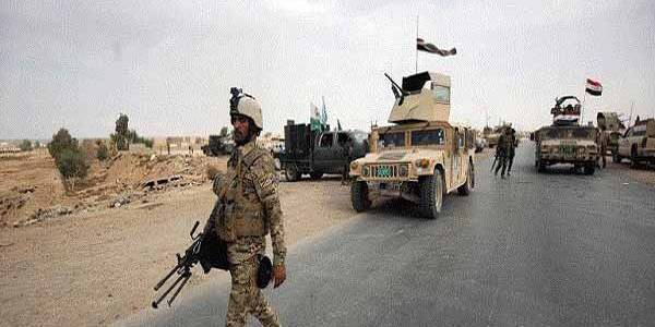 Iraqi army arrested two Islamic State commanders in southern Baghdad