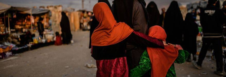 Islamic State brides look to escape detention camps Syria with help of UK crowdfunders