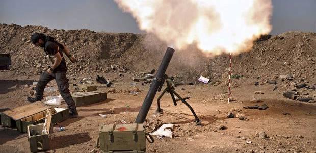 Three mortar shells land in Bani Saad village in Qara Tapa