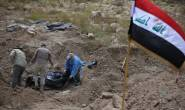 Mass grave of Islamic State victims found in Iraq's Kirkuk