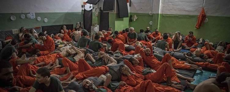 Kurdish authorities in Rojava to try Islamic State prisoners under international monitoring in early 2021