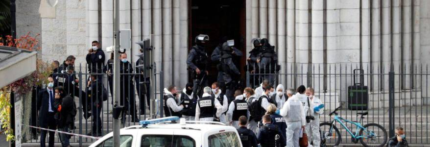 Security at religious sites beefed up as France warns of major terrorism threat