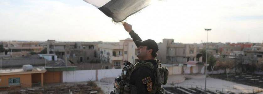 Iraqi security forces pursue Islamic State remnants in western Iraq