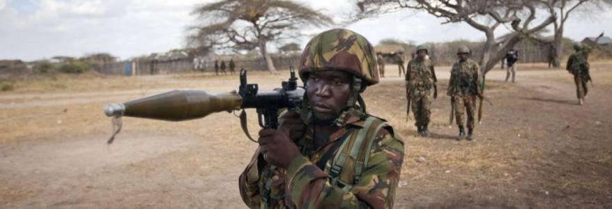 Somalian military forces killed ten Al-Shabaab terrorists including senior commander
