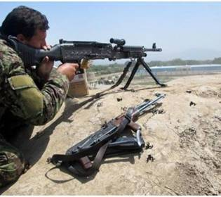 GFATF - LLL - Taliban Red Unit kill fifteen security force members in Baghlan attack