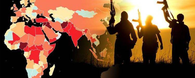 Terrorists are weakened but not yet defeated