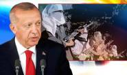 Turkish President Erdogan has close association with Islamic State terrorists