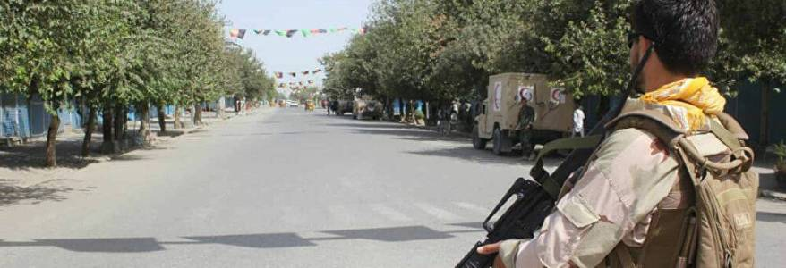 Attack on military base in Afghanistan's Imam Sahib district leaves at least 24 people injured